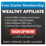 how to start an affiliate website