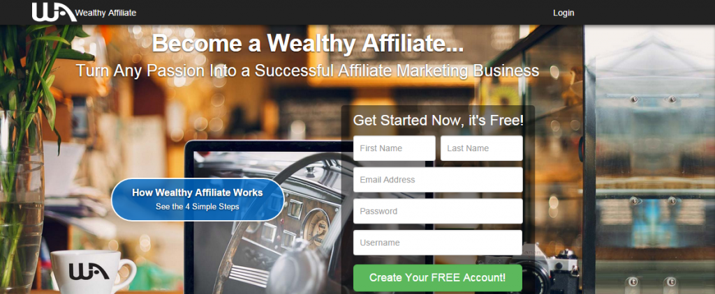 affiliate marketing jobs at home
