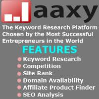 Jaaxy features