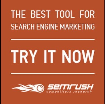 semrush best tool try it now banner