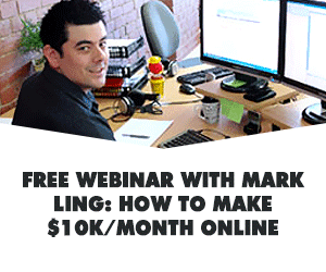 how to make $10,000 per month online