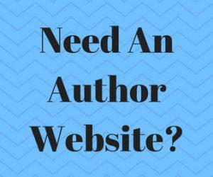 self published author websites